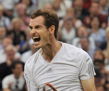 Broniący tytułu Andy Murray awansował do ćwierćfinału
