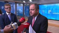 """""""Bronimy swoich przekonań dot. reformy sądownictwa"""" K. Szymański na wysłuchaniu w Brukseli"""