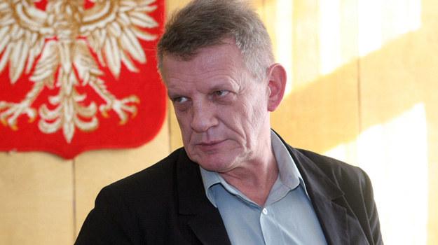Bronisław Cieślak jako detektyw Malanowski /Niemiec /AKPA