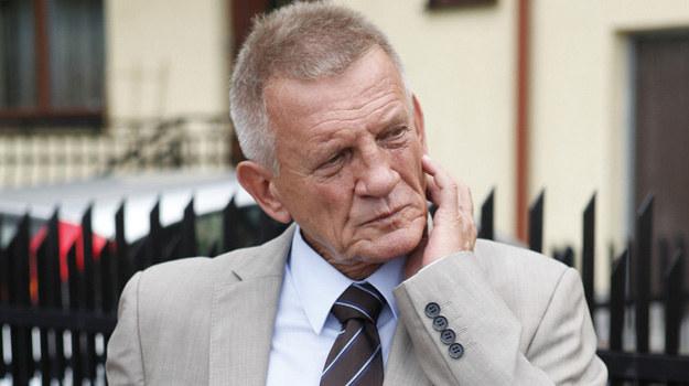 Bronisław Cieślak jako detektyw Malanowski /Engelbrecht /AKPA