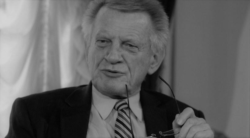 Bronisław Cieślak na zdjęciu w 2016 roku /Waclaw Klag /Reporter