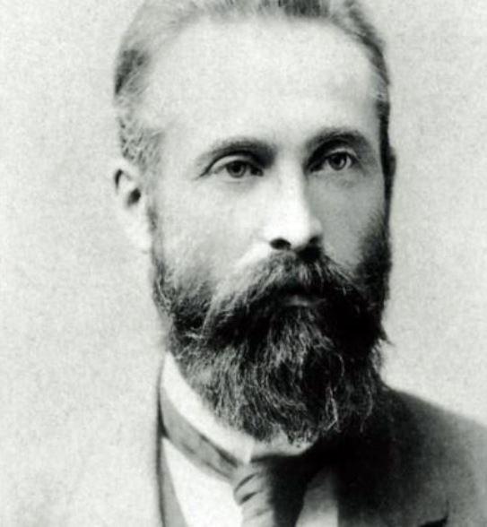 Bronisław Ginet-Piłsudski, znakomity naukowiec, antropolog, starszy brat Józefa Piłsudskiego /domena publiczna