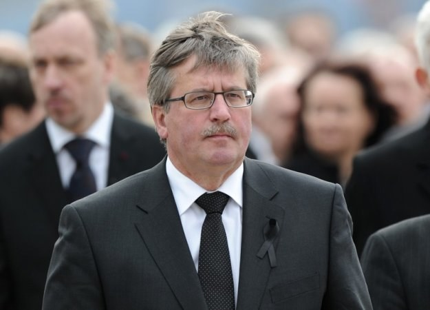 Bronisław Komorowski/fot. Bartosz Kurpa /East News