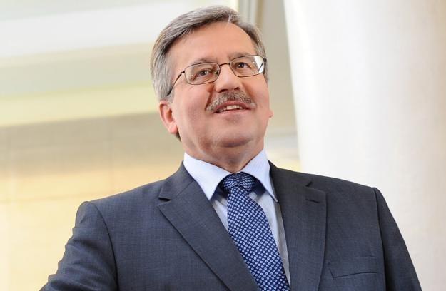 Bronisław Komorowski, fot. J. Turczyk /PAP