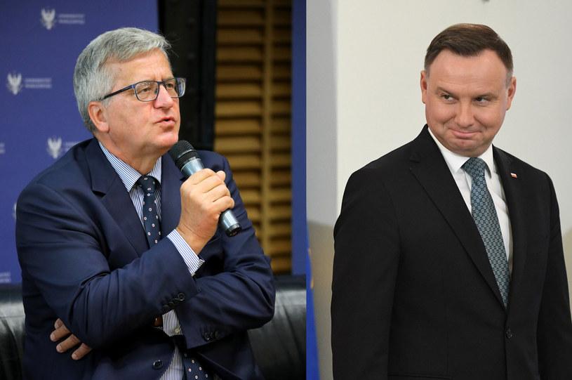 Bronisław Komorowski (fot. Piotr Molecki/East News) i Andrzej Duda (fot. Rafał Oleksiewicz/Reporter) /East News