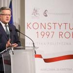 Bronisław Komorowski: Nie zrewanżuję się Beacie Szydło