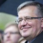 Bronisław Komorowski: Żenujące zachowanie Dudy, Macierewicz największym szkodnikiem