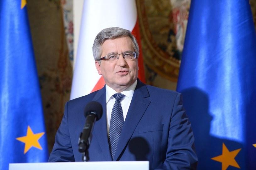 Bronisław Komorowski /East News