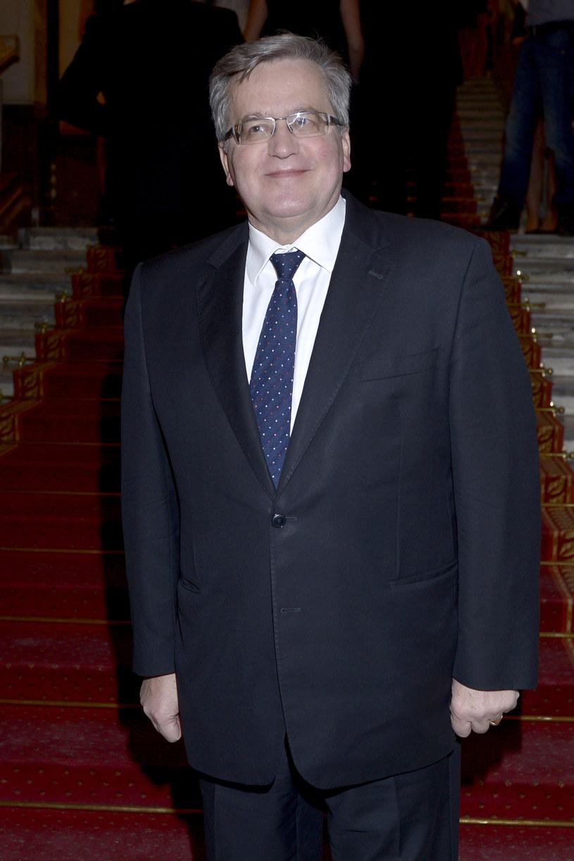 Bronisław Komorowski / Mieszko Piętka /AKPA