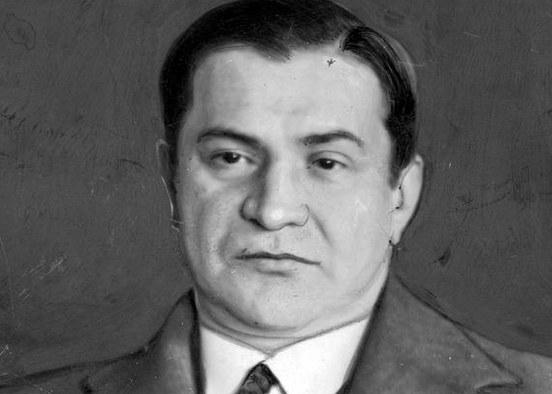 Bronisław Pieracki, minister spraw wewnętrznych. Fotografia portretowa /Z archiwum Narodowego Archiwum Cyfrowego