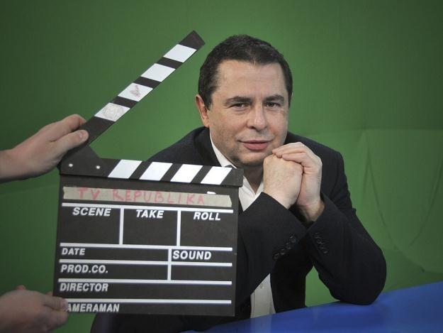 Bronisław Wildstein /fot. Włodzimierz Wasyluk /Reporter