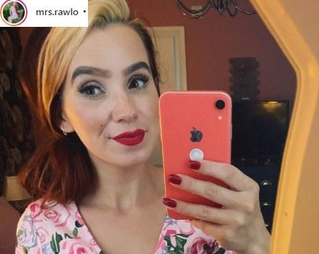 Bronte rawlingston rzuciła szkołę i postanowiła skupić się na życiu rodzinnym /Instagram