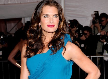 "Brooke Shields - jej trening to ""trzy w jednym"" /Getty Images/Flash Press Media"