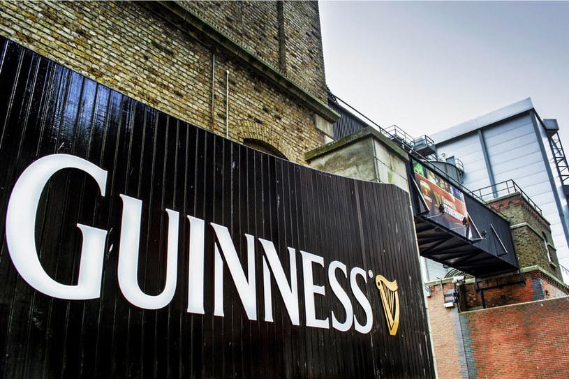 Browar Guinnessa (Guinness Storehouse) /123RF/PICSEL