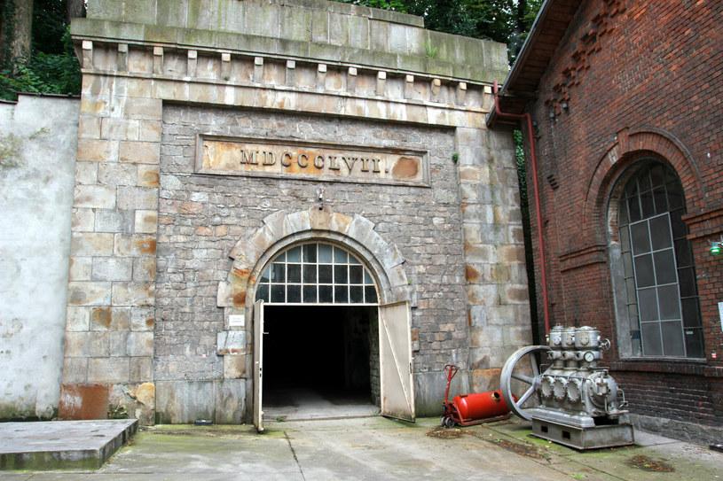 Browar w Cieszynie: Wejście do tunelu wydrążonego we Wzgórzu Zamkowym /East News