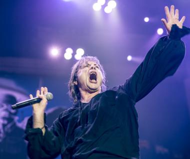 Bruce Dickinson ma 60 lat. Zobacz stare zdjęcia wokalisty Iron Maiden