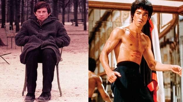 Bruce Lee uczył Romana Polańskiego sztuk walki, reżyser odwdzięczałsię korepetycjami narciarskimi /East News