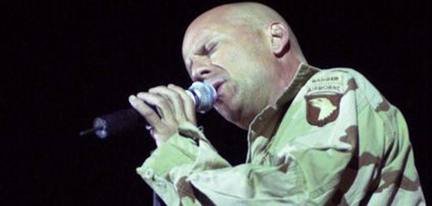 Bruce Willis, fot. Janusz Świąder  /MWMedia