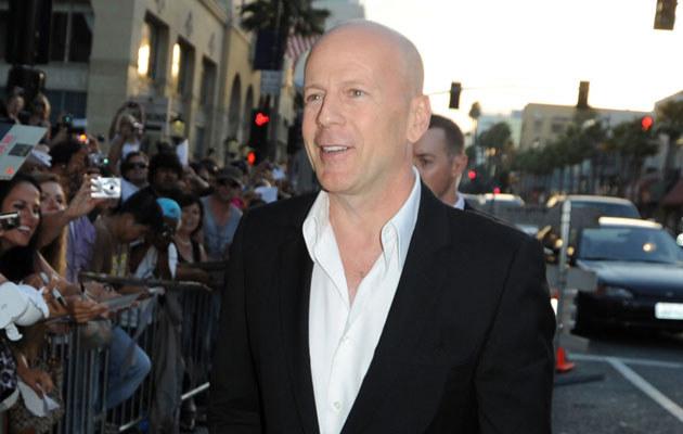 Bruce Willis, fot. Kevin Winter  /Getty Images/Flash Press Media