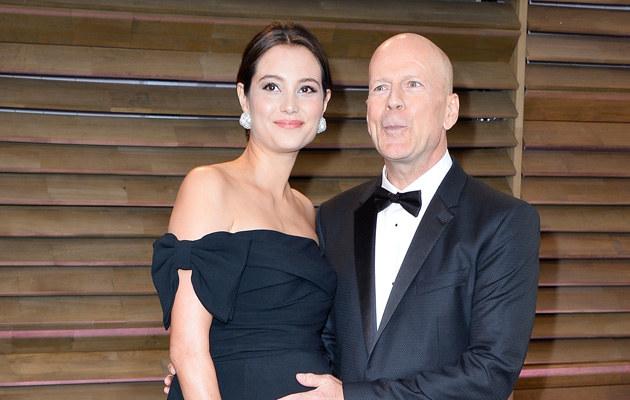 Bruce Willis i Emma Heming zostali rodzicami drugiej córki! /Pascal Le Segretain /Getty Images
