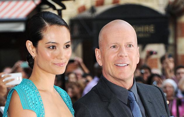 Bruce Willis i Emma Heming /Stuart C. Wilson /Getty Images