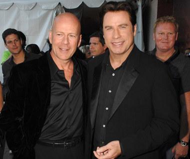 Bruce Willis i John Travolta po 27 latach znów zagrają razem w filmie