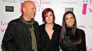 Bruce Willis mieszka z Demi Moore?