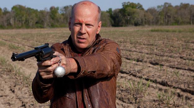 "Bruce Willis w filmie ""Looper - pętla czasu"" /fot  /materiały prasowe"