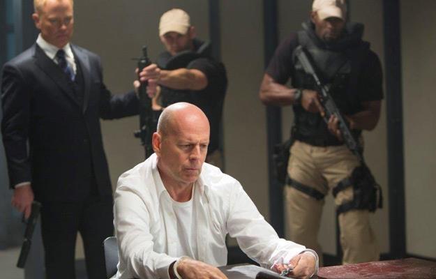 "Bruce Willis w filmie ""Red 2"" /materiały dystrybutora"