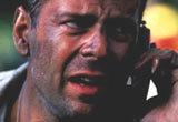 """Bruce Willis w filmie """"Szklana pułapka 3"""" /"""