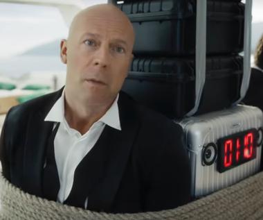 Bruce Willis w reklamie rosyjskiej sieci komórkowej dzięki technologii deepfake