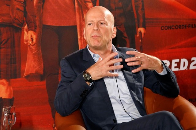 Bruce Willis /Dave Bedrosian/Geisler-Fotopress    /PAP/EPA