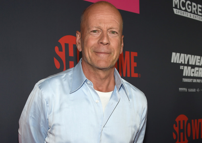 Bruce Willis /David Becker /Getty Images