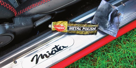 brudne elementy metalowe /Motor