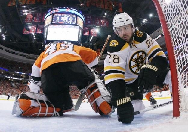 Bruins i Flyers spotkają się po raz siódmy /AFP