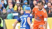 Bruk-Bet Termalica Nieciecza - Lech Poznań 1-3 w szóstej kolejce Ekstraklasy
