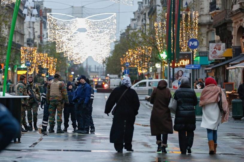 Bruksela /LAURENT DUBRULE    /PAP/EPA
