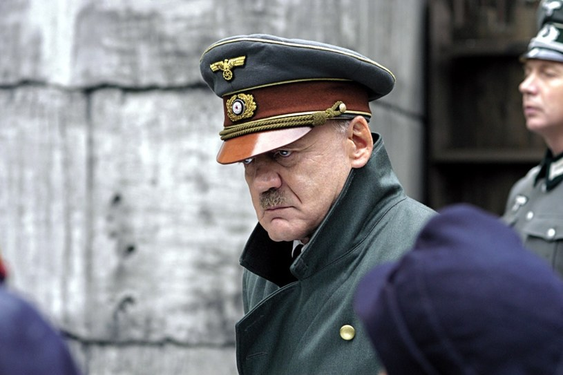 Bruno Ganz jako Adolf Hitler /Everett Collection /East News