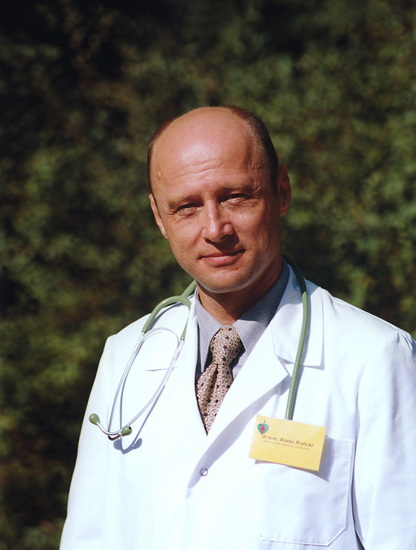 Bruno (Krzysztof Pieczyński) /Prończyk /AKPA
