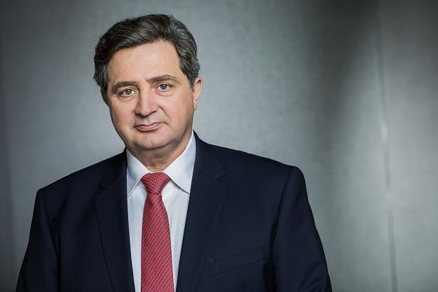 Brunon Bartkiewicz, faworyt do prezesury ING Banku Śląskiego /