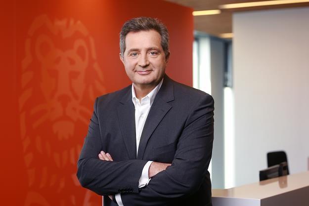 Brunon Bartkiewicz, prezes ING BSK /Informacja prasowa