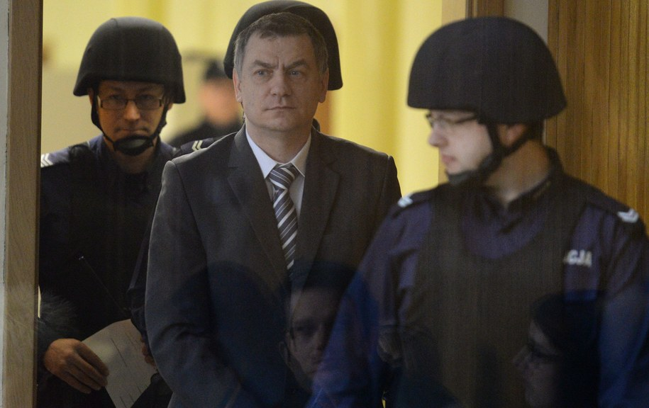 Brunon Kwiecień w sądzie /PAP/Jacek Bednarczyk /PAP