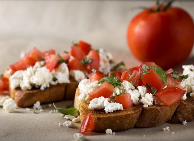 Bruschetta z pomidorem /123RF/PICSEL