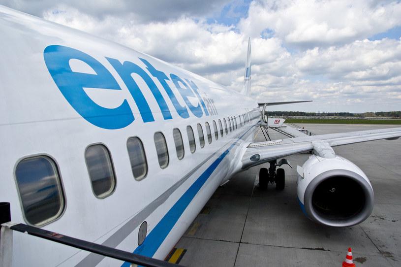 Brwnża lotnicza czeka na odmrożenie przepisów o pandemii /Informacja prasowa