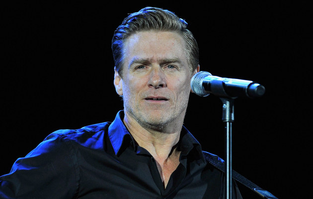 Bryan Adams, fot.Gareth Cattermole   /Getty Images/Flash Press Media