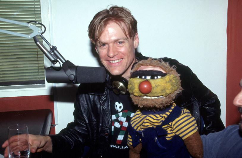 Bryan Adams w 1992 r. /fot. Patrick Riviere /Getty Images