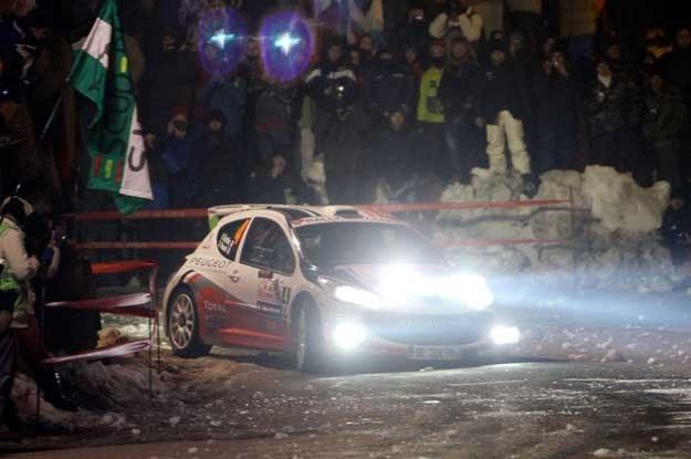 Bryan  Bouffier (Peugeot 207 S2000) /AFP