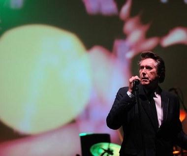 Bryan Ferry w Sali Kongresowej - Warszawa, 12 września 2011 r.