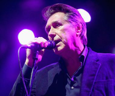 Bryan Ferry zaśpiewa w Krakowie. Koncert w 2017 r.