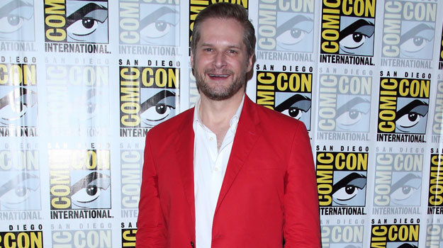 Bryan Fuller na Comic-Con /Getty Images